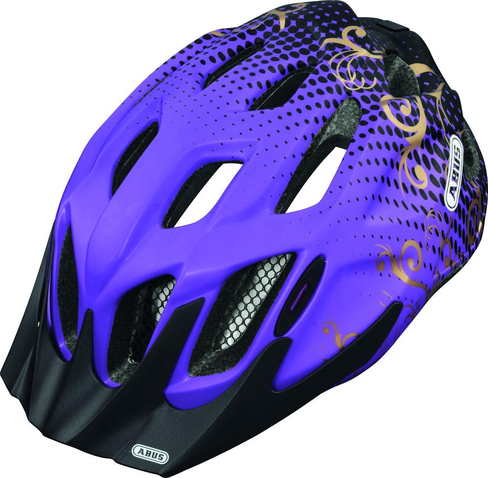 ABUS MountX maori purple