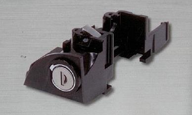 ABUS GT2 zámek baterie černý